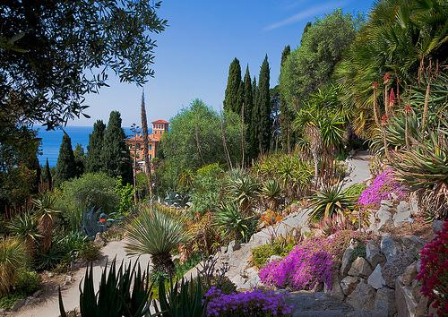 Giardini Hanbury La Mortola