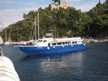 Motonave Corsara - ricevimenti in barca a sanremo