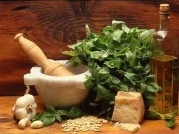 Pesto - the King of Ligurian cuisine