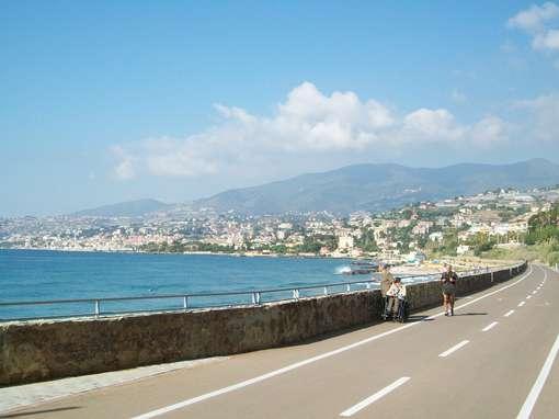 Western Liguria Coastal Park