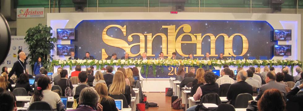 Centro Congressi Teatro Ariston - Sanremo