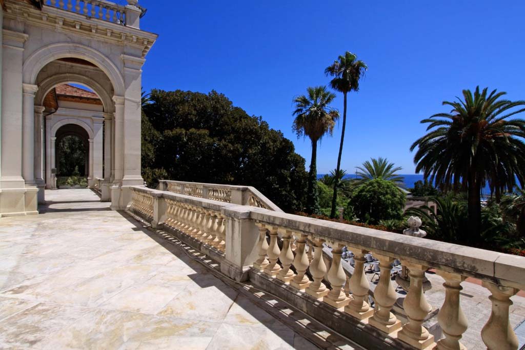 Sanremo - Villa Ormond and its Gardens